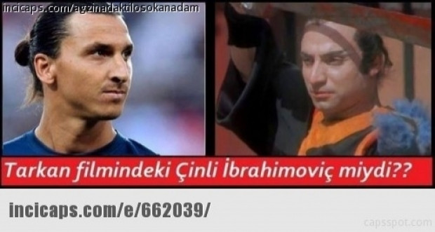 Galatasaray'ın Ibra aşkı bitmeyince, capsler patlıyor - Page 2