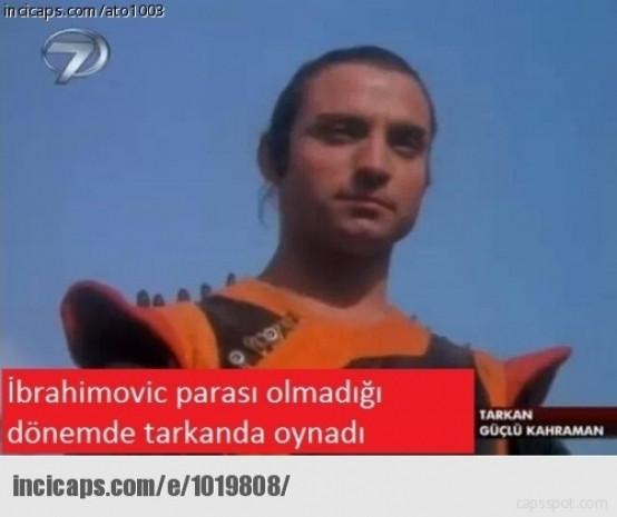 Galatasaray'ın Ibra aşkı bitmeyince, capsler patlıyor - Page 3