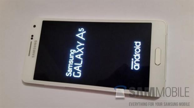 Galaxy A5 basına sızdırıldı! - Page 1