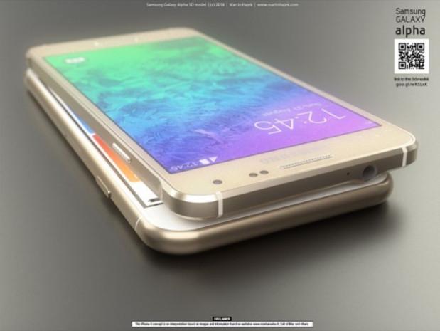 Galaxy Alpha ve iPhone 6 resimlerle karşılaştırıldı - Page 1
