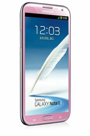 Galaxy Note 2 sevgililer günü için pembeleşti! - Page 2