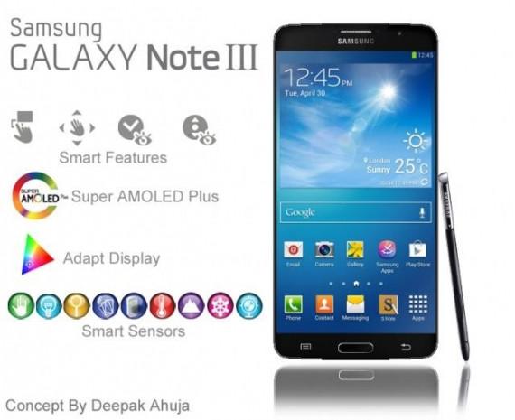 Galaxy Note 3'ün net görselleri yayınlandı - Page 1