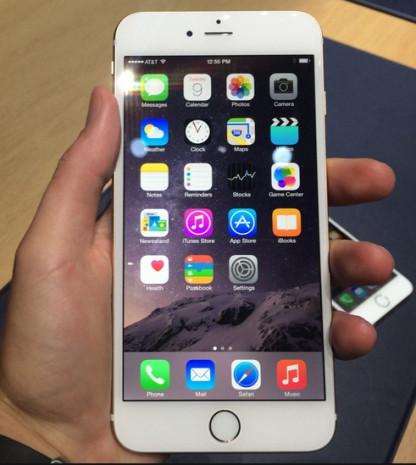 Galaxy Note 4 ve iPhone 6 Plus karşı karşıya - Page 1