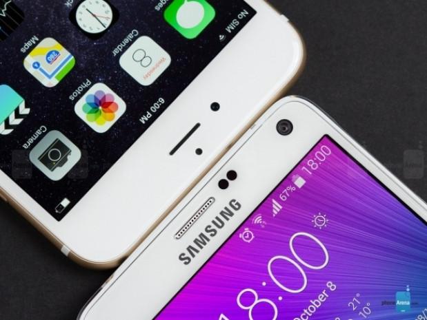 Galaxy Note 4 ve iPhone 6 Plus karşılaştırma! - Page 1