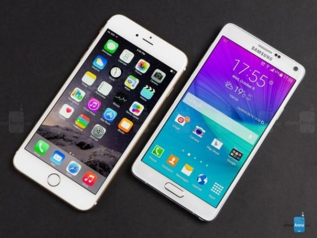 Galaxy Note 4 ve iPhone 6 Plus karşılaştırma! - Page 2