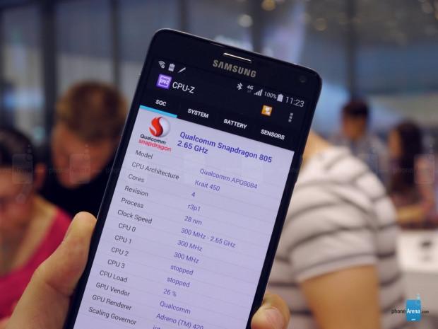 Galaxy Note 4'ü Galaxy Note 3'ten daha iyi yapan özellikleri - Page 2