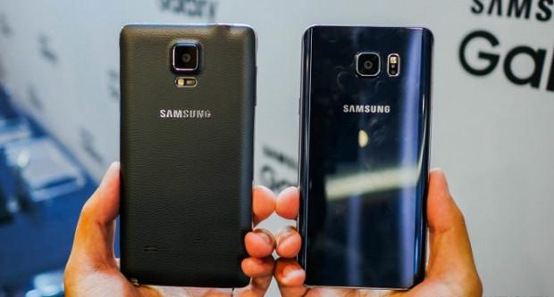 Galaxy Note 5 - Galaxy Note 4 karşılaştırması - Page 1
