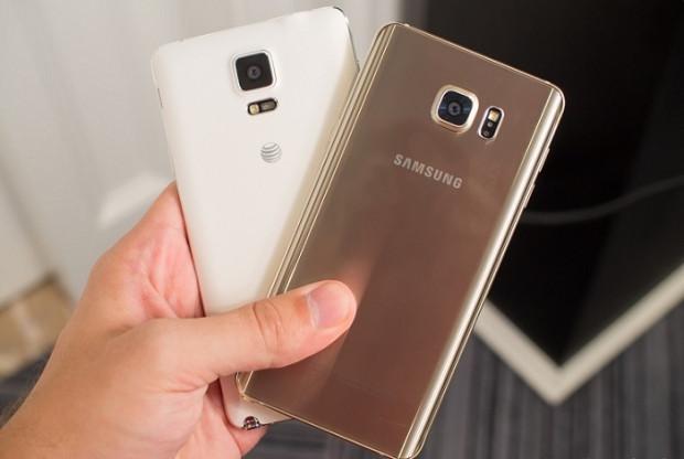 Galaxy Note 5 - Galaxy Note 4 karşılaştırması - Page 2