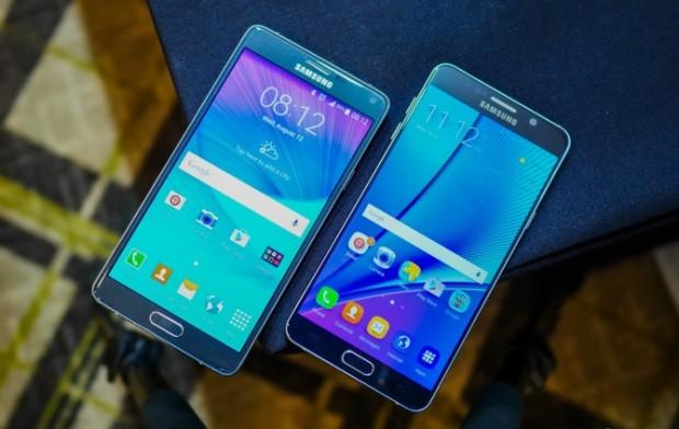 Galaxy Note 5 - Galaxy Note 4 karşılaştırması - Page 4
