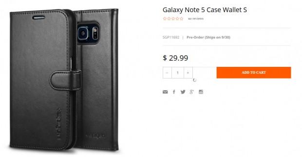 Galaxy Note 5 için kılıflar piyasaya çıktı - Page 2