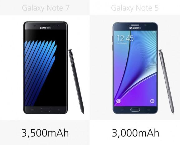 Galaxy Note 5 ve Samsung Galaxy Note 7 karşılaştırma - Page 2
