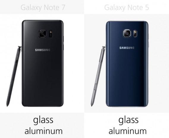 Galaxy Note 5 ve Samsung Galaxy Note 7 karşılaştırma - Page 3