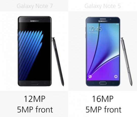 Galaxy Note 5 ve Samsung Galaxy Note 7 karşılaştırma - Page 4