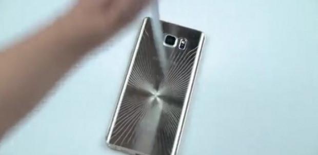 Galaxy Note 5'e bıçak ve çekiç testi - Page 4
