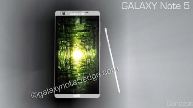 Galaxy Note 5'in özellikleri ortaya çıkmaya başladı - Page 2