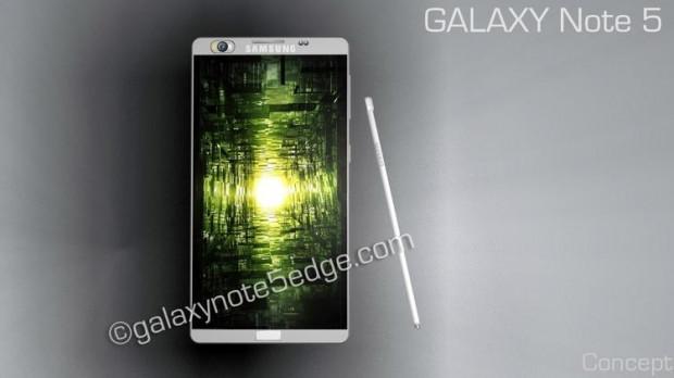 Galaxy Note 5'in özellikleri ortaya çıkmaya başladı - Page 4