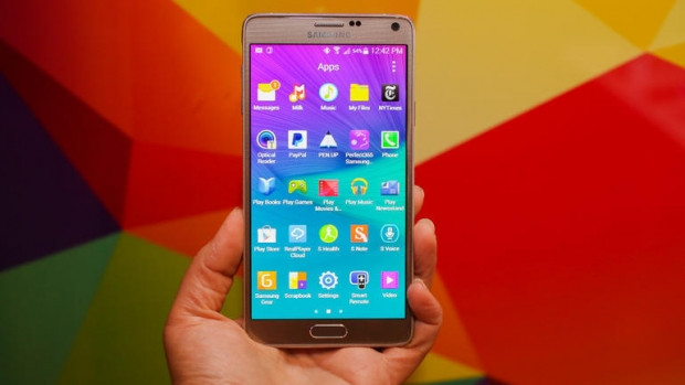 Galaxy Note 5'ten kötü haber - Page 1