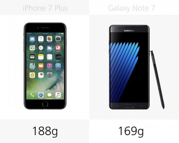 Galaxy Note 7 ve iPhone 7 Plus karşılaştırma - Page 2