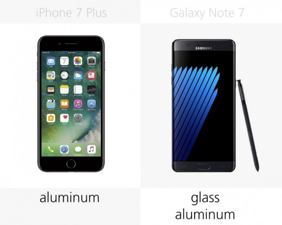 Galaxy Note 7 ve iPhone 7 Plus karşılaştırma - Page 3