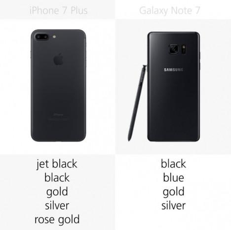 Galaxy Note 7 ve iPhone 7 Plus karşılaştırma - Page 4