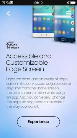 Galaxy Note5 Galaxy S6 kenar + deneyim uygulamaları - Page 4