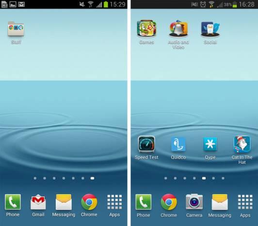 Galaxy S3 yenileniyor - Page 1