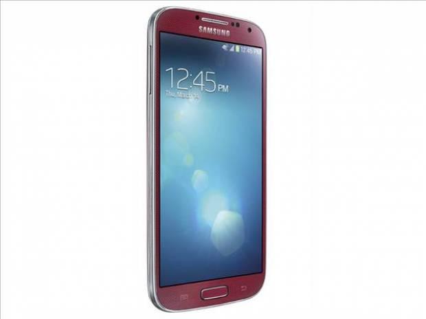 Galaxy S4 kırmızı renk seçeneği sundu! - Page 1
