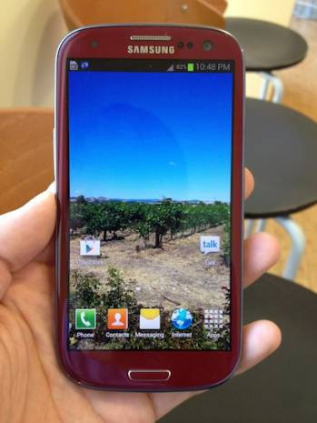 Galaxy S4 kırmızı renk seçeneği sundu! - Page 3