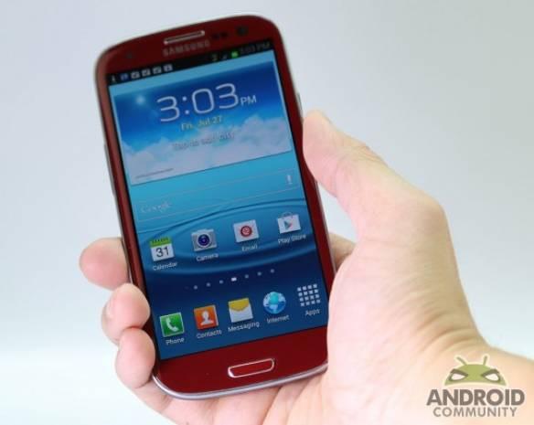 Galaxy S4 kırmızı renk seçeneği sundu! - Page 4