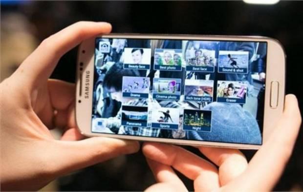 Galaxy S4 sonunda tanıtıldı - Page 1