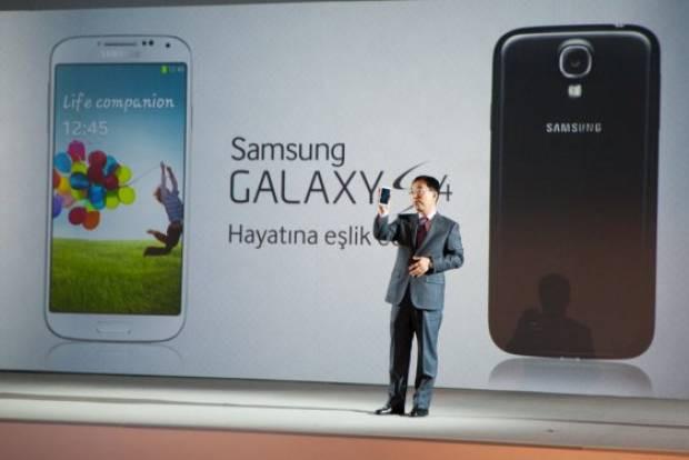 Galaxy S4 Türkiye'de tanıtıldı - Page 1