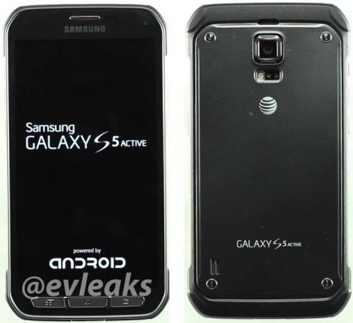 Galaxy S5 Active sızdırıldı! - Page 1