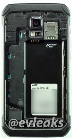 Galaxy S5 Active sızdırıldı! - Page 2
