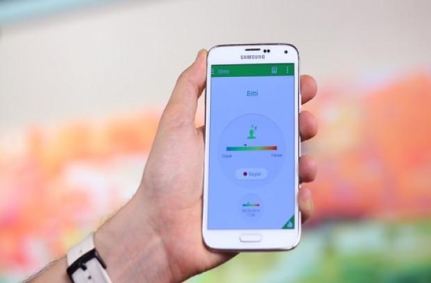 Galaxy S5 ile stres seviyesi ölçümü! - Page 2
