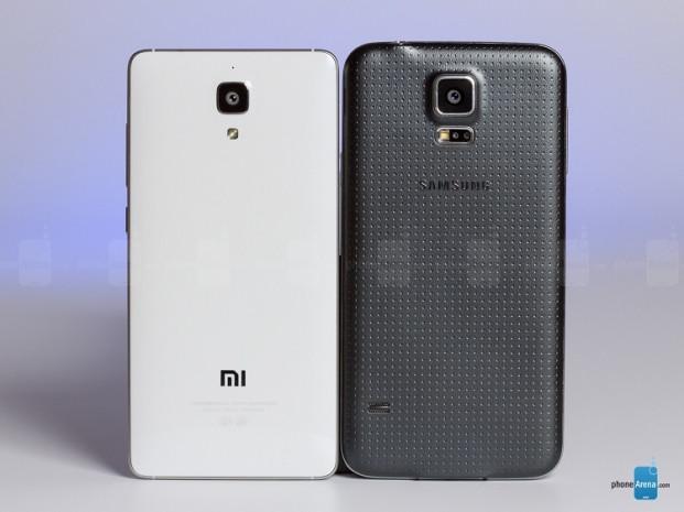 Galaxy S5 ve Xiaomi Mi 4 yan yana - Page 1