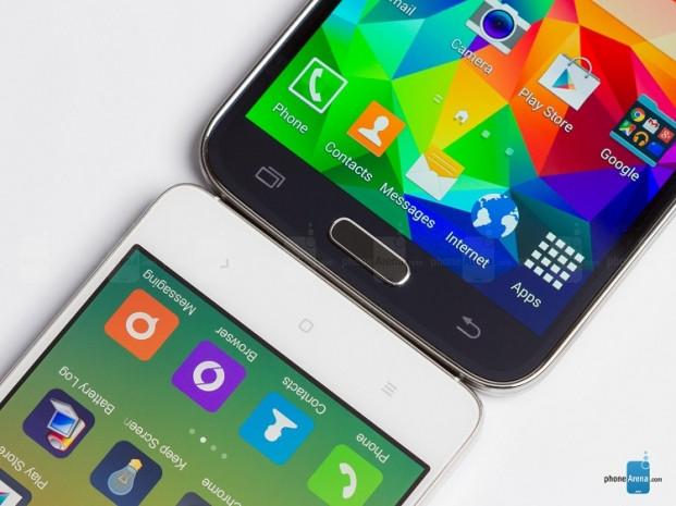 Galaxy S5 ve Xiaomi Mi 4 yan yana - Page 3