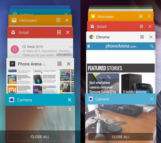 Galaxy S6 Android Lollipop ve  Marshmallow karşılaştırma - Page 2