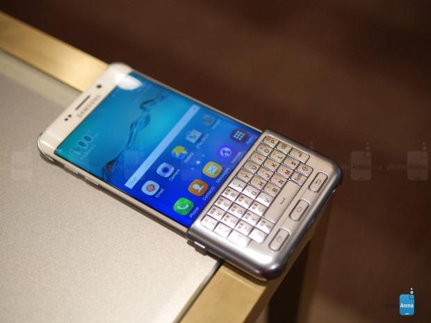 Galaxy S6 Edge Plus harici klavye kılıfı - Page 2