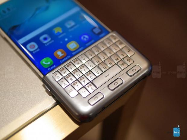 Galaxy S6 Edge Plus harici klavye kılıfı - Page 4