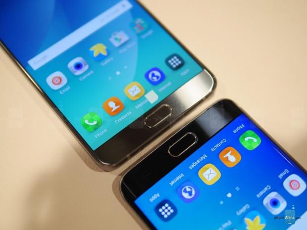 Galaxy S6 Edge+ ve Galaxy Note 5 ilk bakış - Page 2