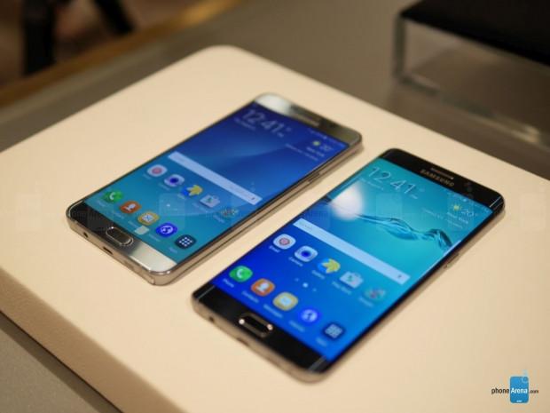 Galaxy S6 Edge+ ve Galaxy Note 5 ilk bakış - Page 4