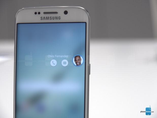 Galaxy S6 Edge'nin yan ekran özellikleri - Page 2