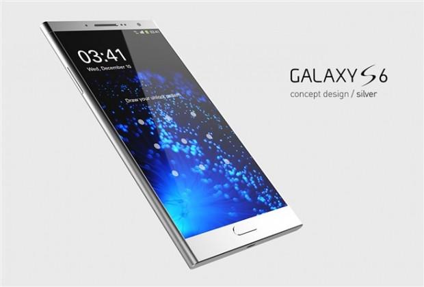 Galaxy S6 için süper bir konsept - Page 1