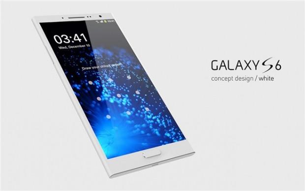 Galaxy S6 için süper bir konsept - Page 2