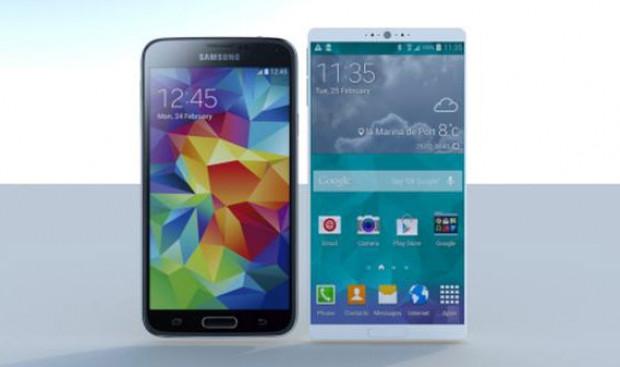 Galaxy S6'nın özellikleri ve görüntüsü şekilleniyor! - Page 1