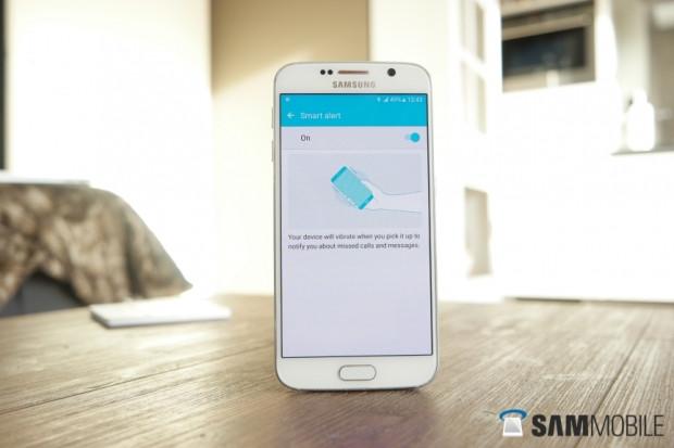Galaxy S6'ya Android 6.0 güncellemesi geldi! - Page 1