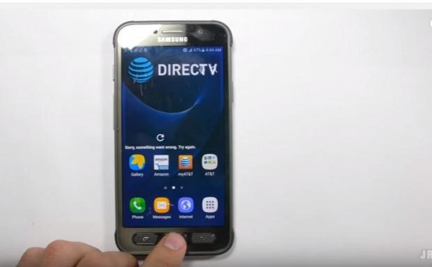 Galaxy S7 Active söylendiği kadar dayanıklı mı? - Page 1