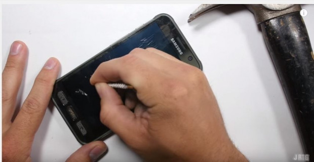 Galaxy S7 Active söylendiği kadar dayanıklı mı? - Page 4