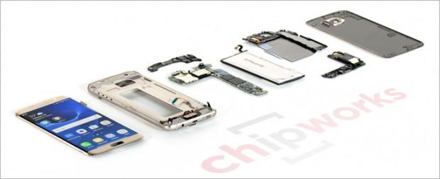 Galaxy S7 Edge parçalara ayrıldı - Page 1