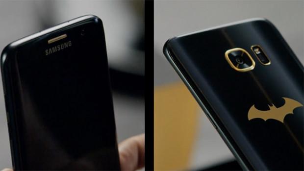 Galaxy S7 edge'in Batman sürümü resmiyet kazandı - Page 3